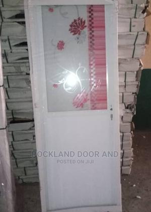 Aluminum Door for Toilet and Bathroom | Doors for sale in Lagos State, Lagos Island (Eko)