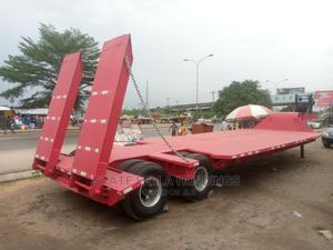 60 Ton Back Loader Lowbed For Sale. Price Is Negotiable.   Trucks & Trailers for sale in Rivers State, Port-Harcourt