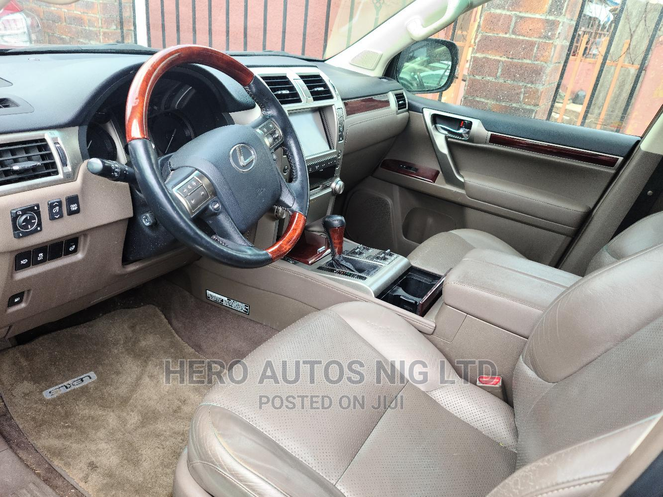 Lexus GX 2011 460 Gray | Cars for sale in Surulere, Lagos State, Nigeria