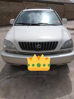 Lexus RX 2000 White   Cars for sale in Oyo State, Ibadan