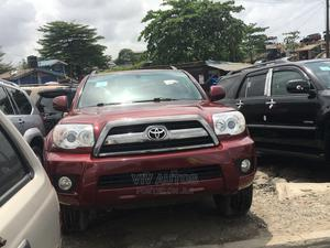 Toyota 4-Runner 2008 Limited Red   Cars for sale in Lagos State, Apapa