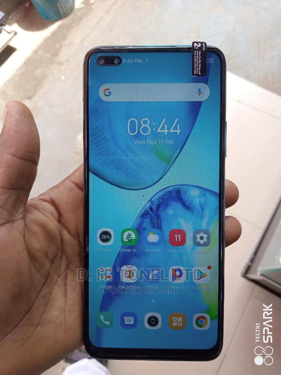 Archive: Infinix Note 8 (x692) 128GB Green