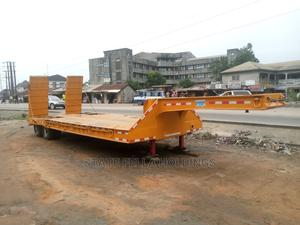 60 Ton Double Axle Lowbed for Sale. Strong and Affordable.   Trucks & Trailers for sale in Rivers State, Port-Harcourt