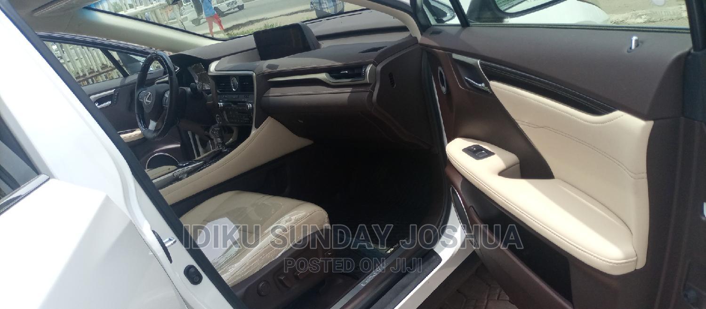 Archive: New Lexus RX 2017 350 AWD White