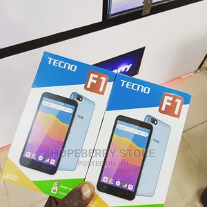 New Tecno F1 8 GB Blue | Mobile Phones for sale in Lagos State, Isolo