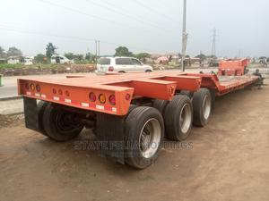 An 80 Ton Triple Axle, Front Discouple Lowbed for Sale   Trucks & Trailers for sale in Rivers State, Port-Harcourt