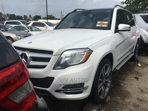 Mercedes-Benz GLK-Class 2014 350 White | Cars for sale in Lagos State, Apapa