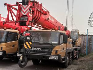 Brand New Cranes. 25tons , 50tons and 55tons | Heavy Equipment for sale in Lagos State, Ikeja