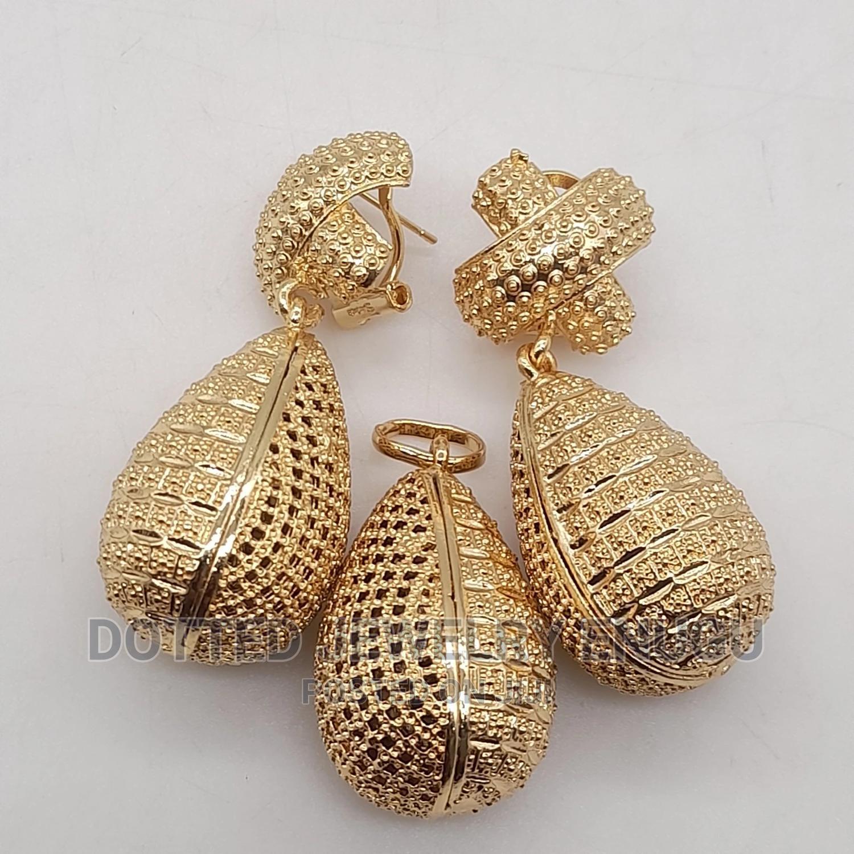Elegant SB Earring and Pendant