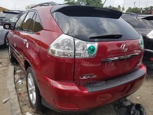 Lexus RX 2009 350 AWD Red | Cars for sale in Lagos State, Lekki