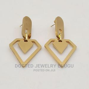 Gorgeous Stainless Steel Earring | Jewelry for sale in Enugu State, Enugu