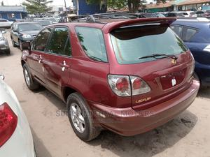 Lexus RX 2003 Red | Cars for sale in Lagos State, Amuwo-Odofin