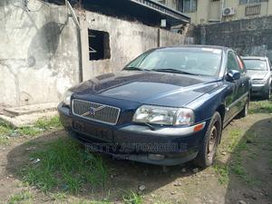 Volvo S80 2003 Blue | Cars for sale in Lagos State, Isolo