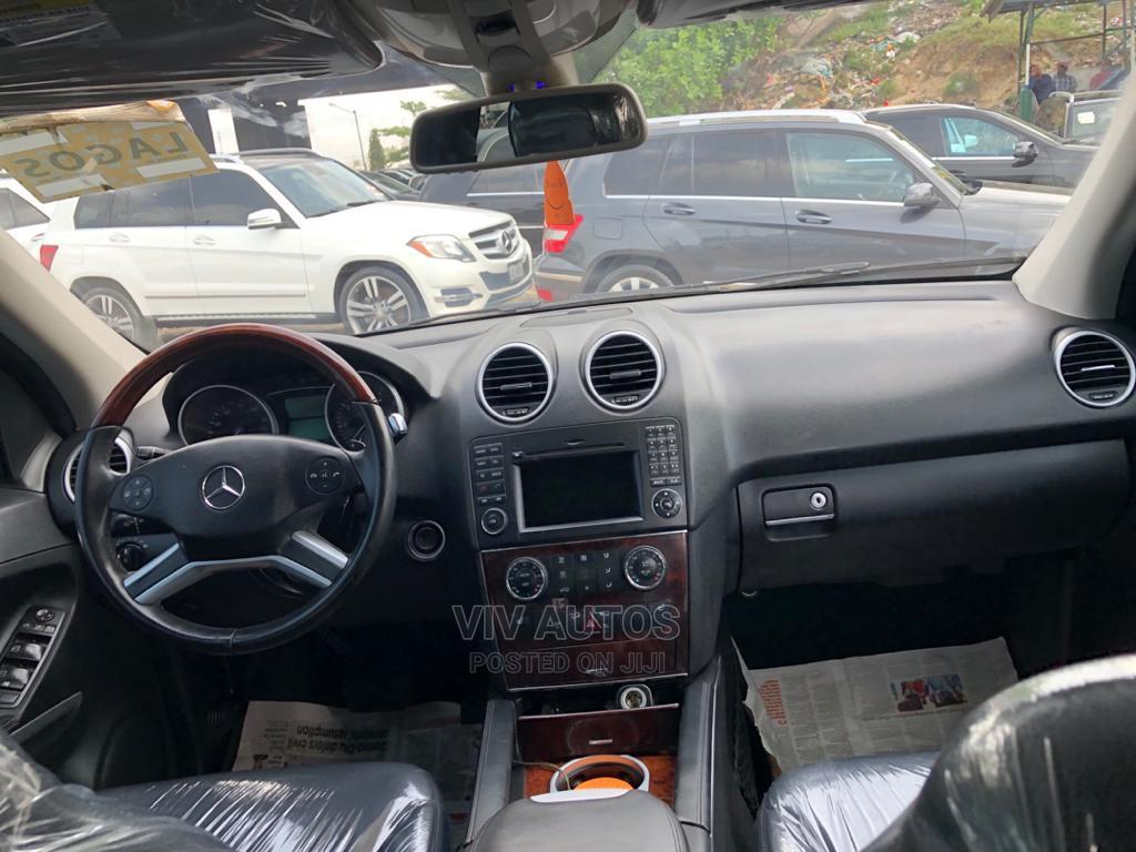 Mercedes-Benz M Class 2010 ML 350 4Matic Black | Cars for sale in Apapa, Lagos State, Nigeria