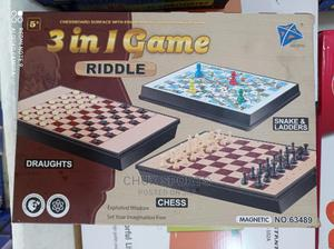 3in1 Set Game   Books & Games for sale in Lagos State, Ogba