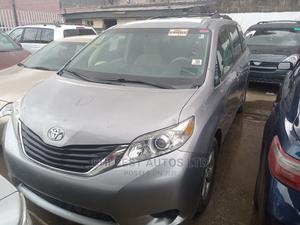 Toyota Sienna 2011 Gray | Cars for sale in Lagos State, Ojodu