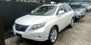 Lexus RX 2012 350 FWD White | Cars for sale in Lagos State, Amuwo-Odofin