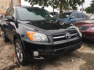 Toyota RAV4 2010 3.5 Sport 4x4 Black   Cars for sale in Lagos State, Apapa