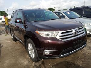 Toyota Highlander 2012 Limited Brown | Cars for sale in Lagos State, Apapa