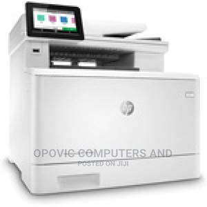 HP Color Laserjet Pro MFP M479fdn Printer | Printers & Scanners for sale in Abuja (FCT) State, Wuse 2