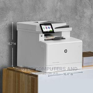 HP Color Laserjet Pro MFP M479fnw Printer   Printers & Scanners for sale in Abuja (FCT) State, Wuse 2