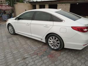 Hyundai Sonata 2014 White | Cars for sale in Lagos State, Ajah