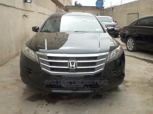 Honda Accord CrossTour 2012 EX-L Black   Cars for sale in Lagos State, Ikeja