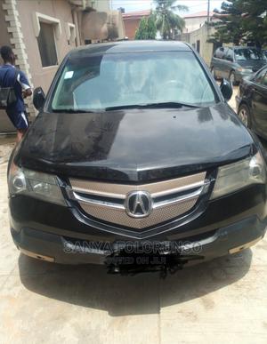 Acura MDX 2008 Black   Cars for sale in Lagos State, Ikorodu