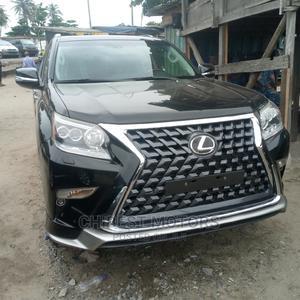 Lexus GX 2016 460 Base Black | Cars for sale in Lagos State, Apapa