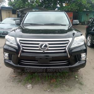 Lexus LX 2015 Black | Cars for sale in Lagos State, Apapa