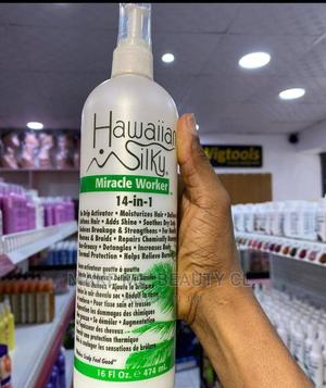 Hawaiian Silky Miracle Worker 14-In-1   Hair Beauty for sale in Lagos State, Ojo