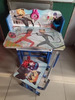 Children Study Chair Table Set | Children's Furniture for sale in Lagos State, Amuwo-Odofin