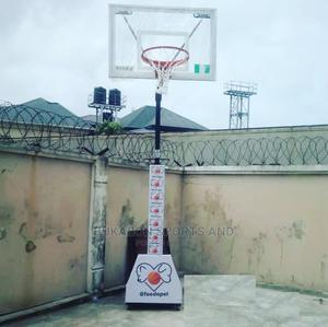 Standard Webber Olympic Basketball Stand | Sports Equipment for sale in Abuja (FCT) State, Jabi