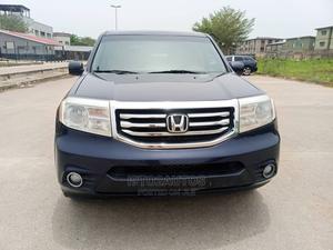 Honda Pilot 2013 Blue | Cars for sale in Lagos State, Gbagada