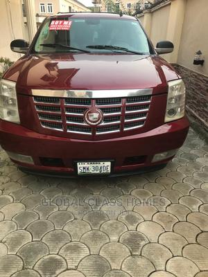 Cadillac Escalade 2011 Red | Cars for sale in Lagos State, Ajah