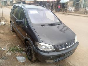 Opel Zafira 2002 Black | Cars for sale in Lagos State, Abule Egba