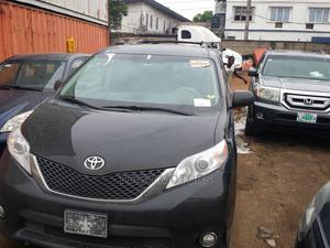Toyota Sienna 2012 SE 8 Passenger Black | Cars for sale in Lagos State, Maryland