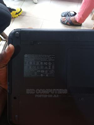 Laptop HP ProBook 440 G2 4GB Intel Core I5 HDD 500GB   Laptops & Computers for sale in Lagos State, Ikeja