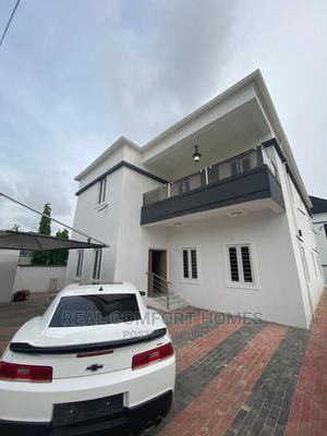 5 Bedroom Fully Detached Duplex With Self Con Bq for Sale! | Houses & Apartments For Sale for sale in Lagos State, Ajah