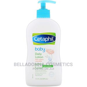 Cetaphil Baby Daily Lotion With Organic Calendula - 399ml   Baby & Child Care for sale in Lagos State, Ipaja