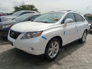 Lexus RX 2012 White | Cars for sale in Lagos State, Apapa