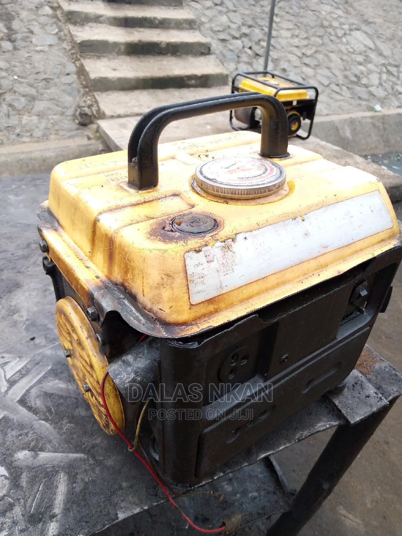 Archive: Small Generator