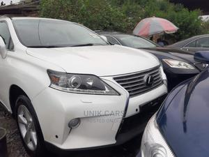Lexus RX 2013 350 AWD White   Cars for sale in Lagos State, Apapa
