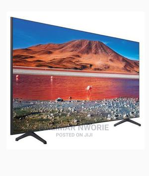 Samsung 82' Crystal Ultra HD 4K Smart TV TU8000 | TV & DVD Equipment for sale in Abuja (FCT) State, Asokoro