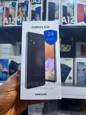 New Samsung Galaxy A32 128 GB Blue | Mobile Phones for sale in Lagos State, Ikeja