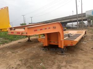 60 Ton Double Axle, Front Discouple Lowbed for Sale   Trucks & Trailers for sale in Rivers State, Port-Harcourt