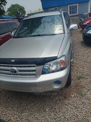 Toyota Highlander 2006 Silver | Cars for sale in Abuja (FCT) State, Garki 2