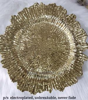 Charger Plates (100pcs) | Party, Catering & Event Services for sale in Lagos State, Lagos Island (Eko)