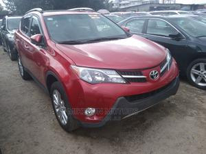 Toyota RAV4 2014 Red | Cars for sale in Lagos State, Apapa