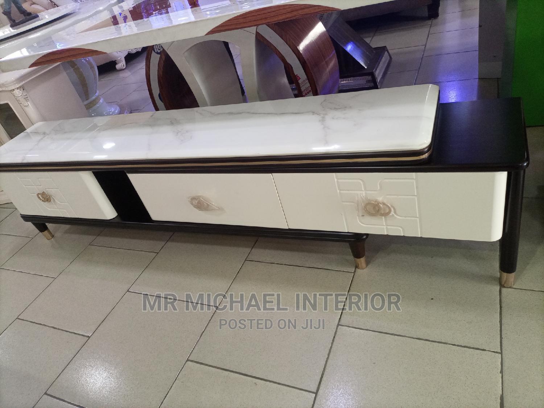 New Design Ajustable Tv Stand   Furniture for sale in Surulere, Lagos State, Nigeria